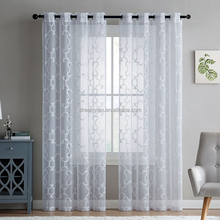 hot selling jacquard garage door window african design curtains