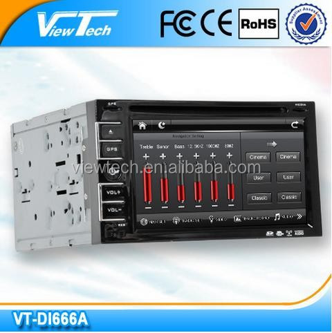 hotest 6.2 inch Touch Screen Car DVD GPS