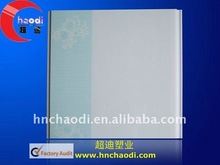 Simple design for home decorative outdoor pvc wall panel (C 0194 )