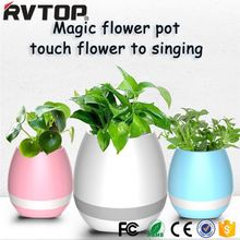 Happy Metal Music Boy And Planter Pots For Balcony And Garden Decoration