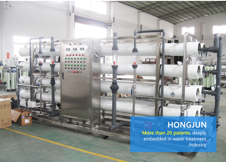 industrial compact outdoor water filter reverse osmosis system ro plant 1000 lph water purifier machine price