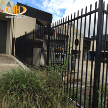 Anping haiao prefab fence panels steel