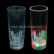 New Product China Supplier 10oz LED Plastic Drinking Glass for Party and Festival CE ROHS Listed