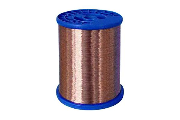 HIgh Temperature Electric Enamelled Copper Wire For Motor Winding Tools