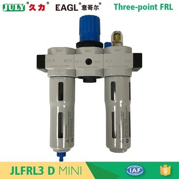 JULY brand stainless steel manufacturing pneumatic components for three points FRL
