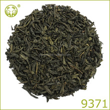 Chinese best brand hyson green tea 9371 slimming tea