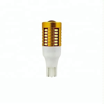 China factory t10 w5w 36smd 3014 auto led bulb