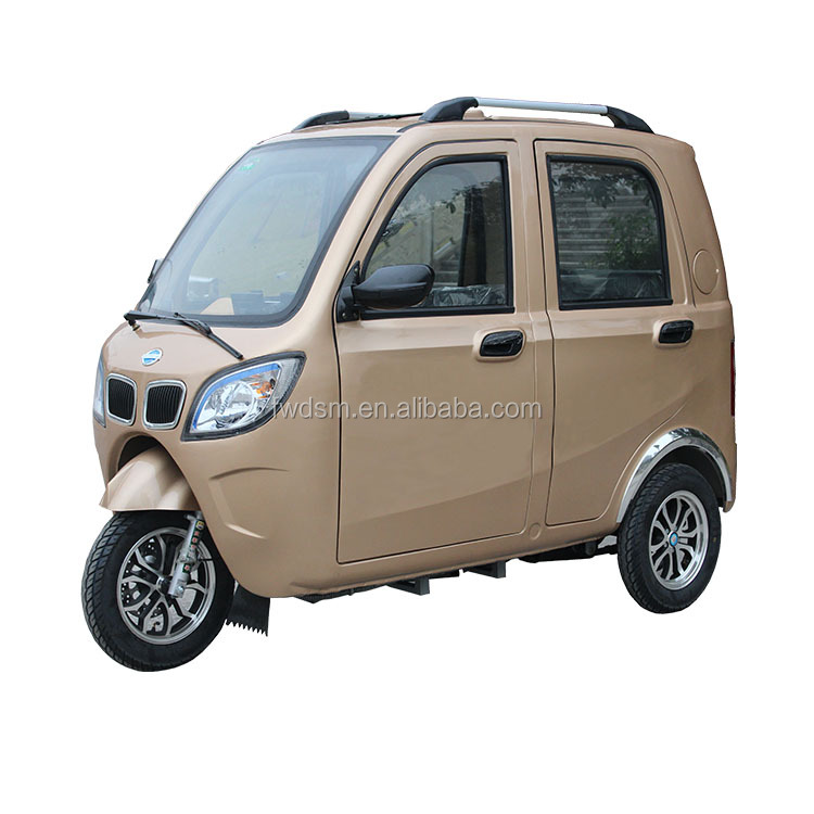 Three wheel passenger enclosed cabin motorcycle for sale