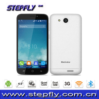 "MTK6580 Quad Core 1.3GHz Blackview A5 Mobile Phone Android 6.0 4.5"" 1GB RAM 8GB ROM mobile phone"
