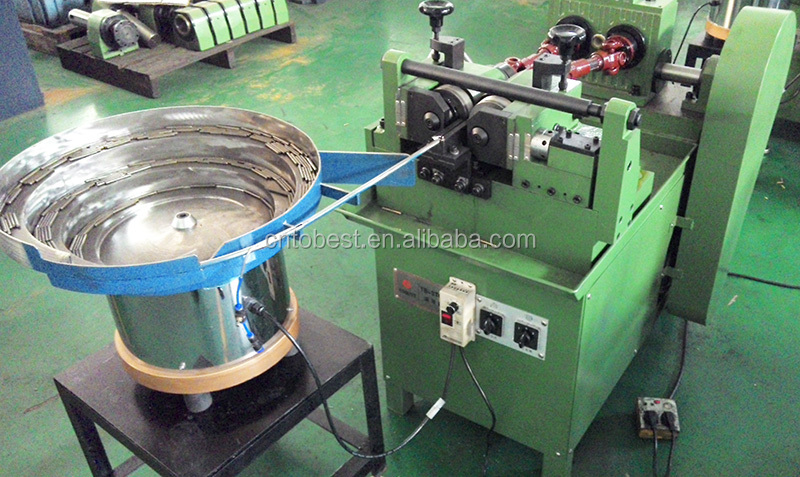 stainless steel pipe threading machine steel rebar thread machine