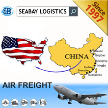International air freight shipping to Oakland/Seattle/San Francisco from china