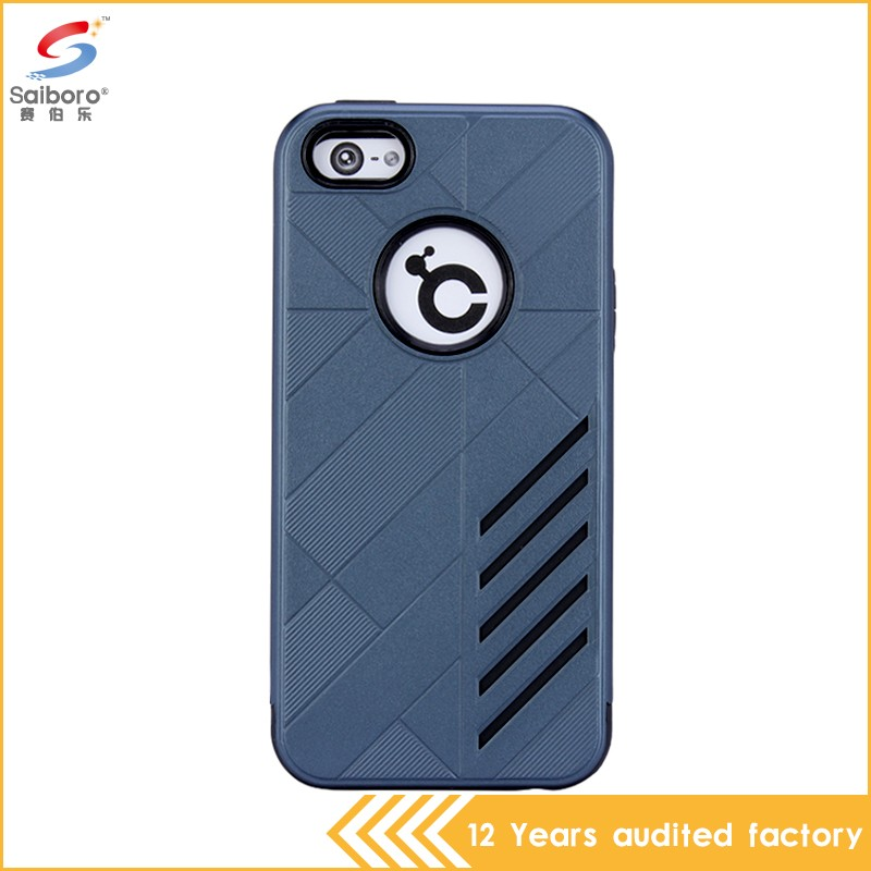 Newest design anti-scratch unbreakable mobile phone case for iphone 5c