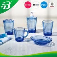 plastic bathroom set plastic bathroom accessories