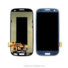2017 best quality replacement lcd for samsung galaxy s3 i9300, for samsung s3 i9300 lcd screen