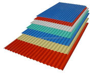 High Magnesium Sheets Roofing