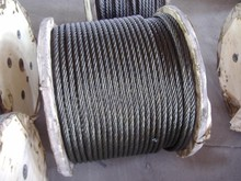 steel wire ropes for lifts