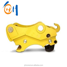 quick hitches excavator manual quick coupler hydraulic for 4-5.5ton