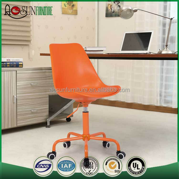 Zhejiang Anji Whole Plastic Office Chair Modern PP Leisure Chair For Sale