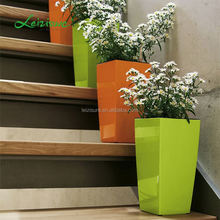new products garden swing high-gloss All-in-One Set flower plastic pots