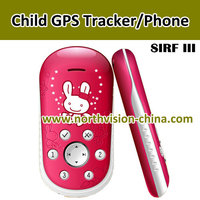 Super guard child GPS tracker phone with real time tracking