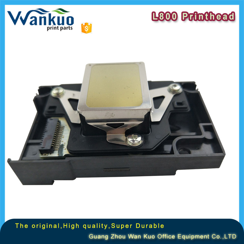 Printer head for Epson R280 R290 T50 T60 TX650 L800 L801 printhead F180000