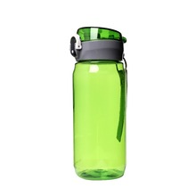 Outstanding Features Camping Hiking Bpa Free Plastic Insulated Personalized Protein Shaker Straw Water Bottle