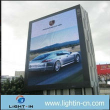 P10 Outdoor Full Color Comercial Advertising led display android tablet