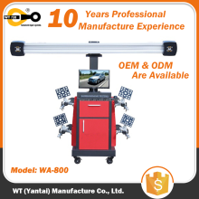 Advanced 3D wheel alignment machine with good quality