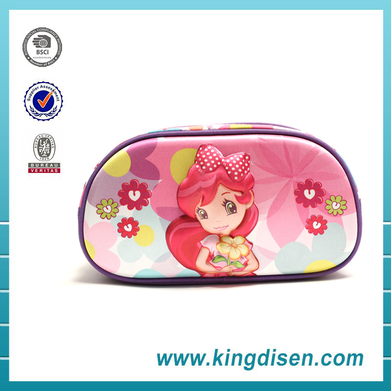 2017 New EVA Pencil Case for Girls