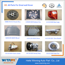 Original quality Great Wall spare parts by manufacture