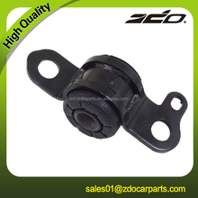 Low price auto parts arm bushing with bracket steel suspension bushes for RAV 4 I SXA1 OEM 48075-42050 48076-42050