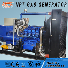 natural gas power plant alternator generator low rpm