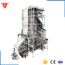 LDPE Three-layer Coextrusion Film Blowing Machine(8-12m)