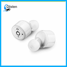 2017 New wireless bluetoth earbuds X1T for iphone with the highest quality