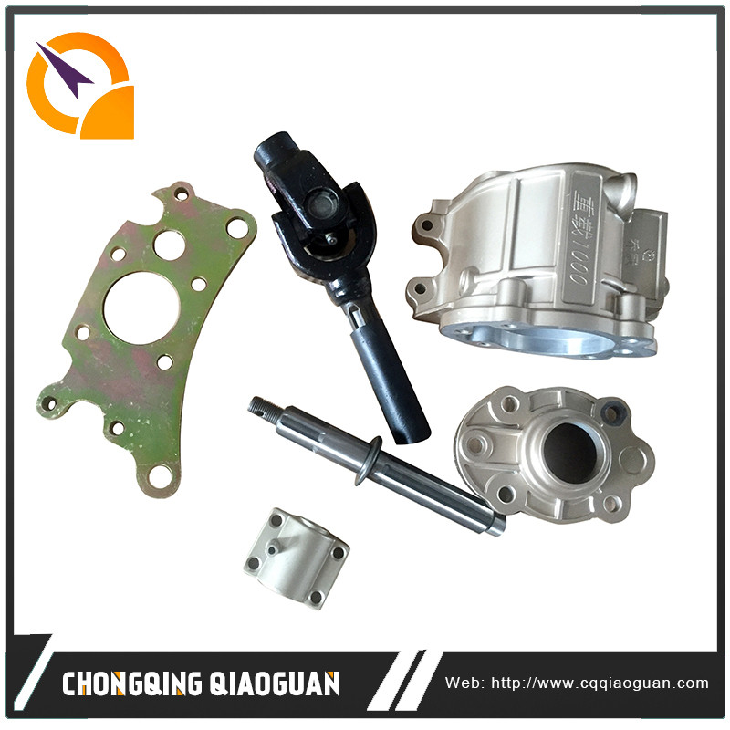 1000cc High Quality Golden beach Engine Parts Reverse Gear Device for Tricycle with rectangular spline