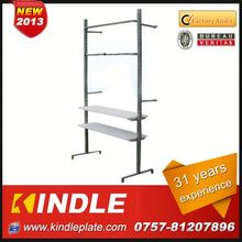 OEM/Custom Metal spinning counter top display rack from kindle in Guangdong with 32 Years Experience and High Quality