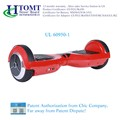 HTOMT 2 wheel smart balance stand up folding electric water scooter