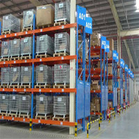 Heavy Duty Warehouse Multi Storey Teardrop