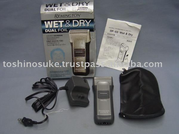 used electric shaver from Japan
