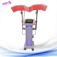 Led pdt bio-light therapy machine for acne treatment and led skin rejuvenation DO-P06