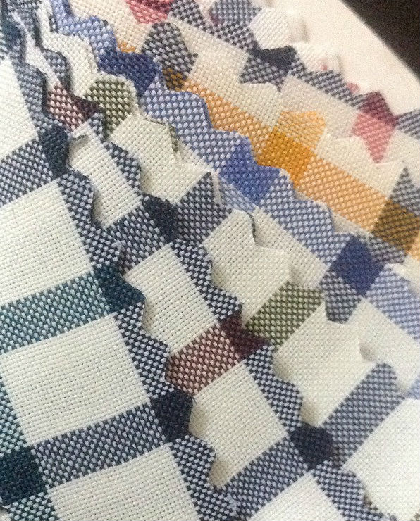 Special Twisted Yarn Shirting Fabric - AF 0078105 08 D