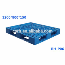 RH-P06 Double Side Nestable Stacked Plastic Pallet