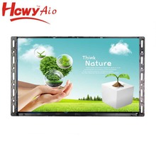 "2016 Hot sale 10"" full hd open digital frame video LCD screen monitor for advertising"
