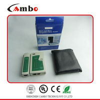 Factory price cat5e/cat6/cat7 cable plug lan tester