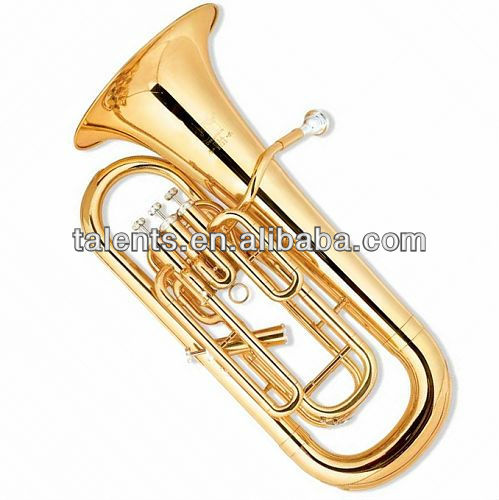 affordable 4-Key Piston Valve Euphonium