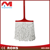 broad flat middle size cotton head cotton yarn floor mop