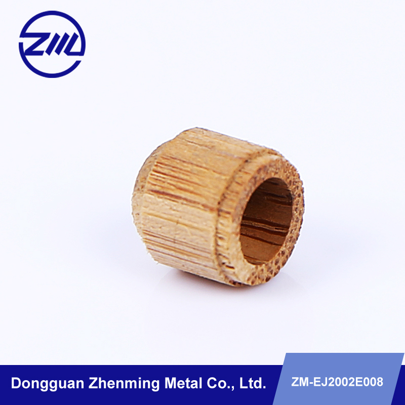 customized wooden decorating spare parts domed dome cap cover