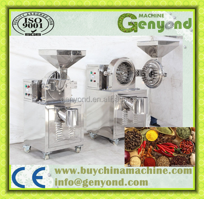 Industrial Dry Food Crusher Salt Crusher Sugar Crusher for Sale