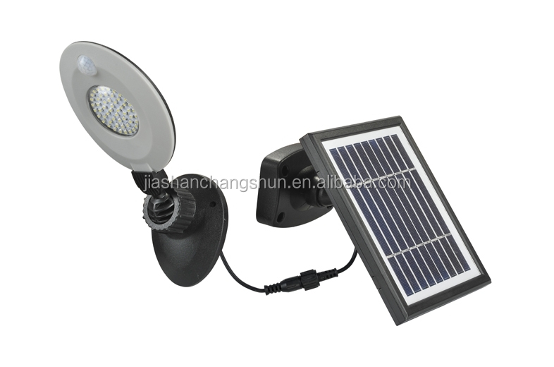Solar PIR Motion Sensor Light