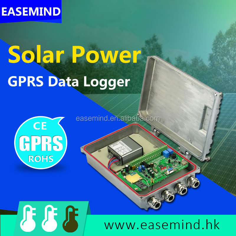 GSX8-LC Low Power GPRS data logger solar water pump for agriculture